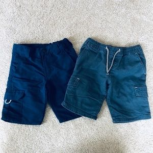 Two pairs WRANGLER shorts